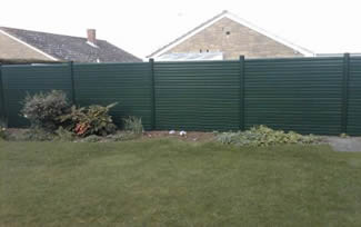 Rot Proof Fencing